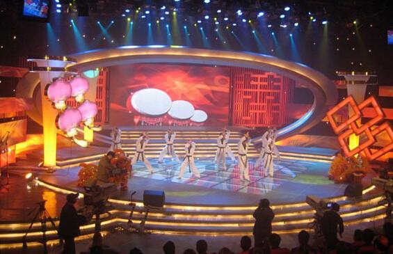多功能演播厅舞台