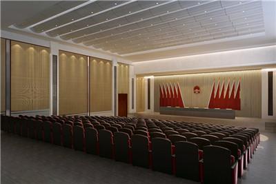 会议室吸音、隔音工程方案分析