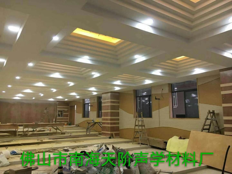 深圳市吉溪中学多功能厅