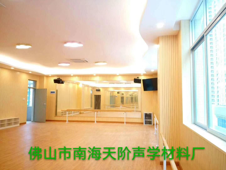 惠阳区奥头第二小学舞蹈室