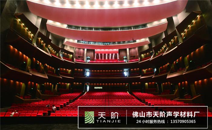 歌舞剧院 影剧院整体声学方案