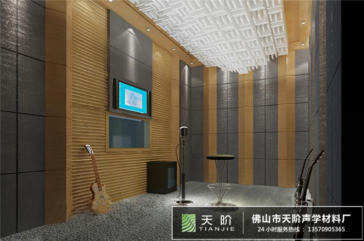 录音棚 录播室声学方案