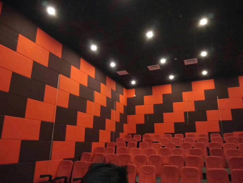 电影院墙面吸音板